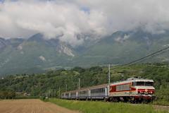 CC-6570 sur la ligne de la Tarentaise (Maxime Espinoza) Tags: train cc chambry tee sncf albertville tarentaise 6500 6570 apcc6570