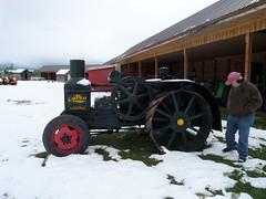 DawsonCkWWPV25 (alicia.garbelman) Tags: canada creek dawson farmmachinery pioneervillage walterwrightpioneervillage