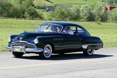 Buick Roadmaster Oldtimer US classic car (roli_b) Tags: buick roadmaster chevy oldtimer oldie buochs airport us usa classic car cars auto coche black