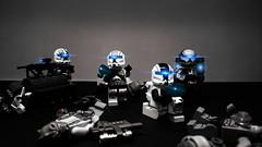 Any ideas what I'm playing again? (H.-o.-p.-E.) Tags: star republic lego wars commando tcw kashyyyk geonosis