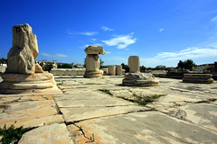 Archaeological Site of Eleusis (klentosharry) Tags: colour history canon ancient hellas greece archeology ancientgreece eleusis canoneos5d