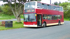 A route and a place very close to the heart 591 at station square ravenscar! (dunning1993) Tags: eyms