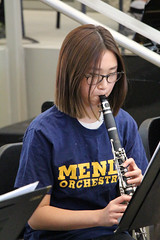 PZ20160524-112.jpg (Menlo Photo Bank) Tags: ca people music usa girl us spring student concert performance arts orchestra clarinet individual atherton 2016 upperschool menloschool creativeartscenter photobypetezivkov