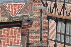 Fachwerk - timber framed (nirak68) Tags: deutschland architektur altstadt ger fachwerk mlln timberframed 161366 2016ckarinslinsede schleswigholsteinkreisherzogtumlauenburg