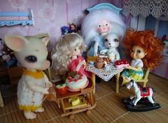 . (hruki_hru) Tags: bear kids fiona uga kiki tribe soom heavenly chesca wandoo dollfactory peakswoods imda sseiren