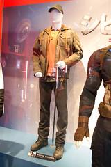 Marvel Harajuku Popup Store: Winter Soldier's Costume in Civil War (Dick Thomas Johnson) Tags: fashion japan tokyo costume outfit shibuya civilwar harajuku   wardrobe  marvel captainamerica avengers   wintersoldier hottoys  buckybarnes sebastianstan  toysapiens   captainamericacivilwar  marvel     marvelharajukupopupstore