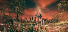 La Retonde .......Lost-Dream (zaziaa resident) Tags: gazebo decor paysage sim lostdream retonde