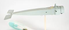 Eindecker: Fuselage (Will Vale) Tags: ww1 172 scalemodel airfix fokker monoplane eindecker fokkereindecker