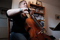 Mozart K590 (Cambridge Cat) Tags: cello