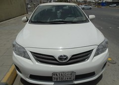 Toyota - Corolla - 2010  (saudi-top-cars) Tags: