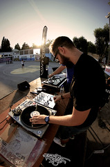 Hip Hop Flavours (MisterEightSenz) Tags: dj scratch hiphop technics mkii festival hiphopfestival vinyl djing kozanh greece urban urbanflavour