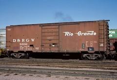 Rio Grande 50182 40' Boxcar Denver CO (Railblazer) Tags: denverriograndewestern denverriograndewesternrailroad denverriograndewesternrailway riogrande riogranderailroad riogranderailway denverriogrande denverriogranderailroad riograndefreightcar riograndeboxcar denverriograndewesternfreightcar denverriograndewesternboxcar 40boxcar freightcar boxcar denverriograndewesterntrain riograndetrain railroadfreightcar railroadboxcar