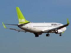 YL-BBL Boeing 737-33V BTI  ZRH (Jetstar31) Tags: boeing bti zrh ylbbl 73733v