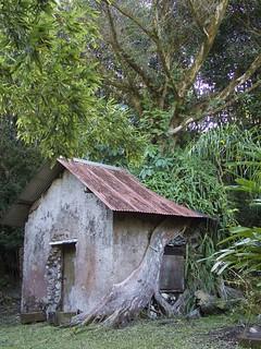 Province sud, village de Prony (ancien pénitencier)