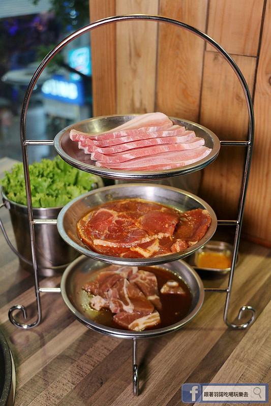 西門韓式料理《肉倉》韓國烤肉吃到飽11