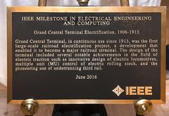 IEEE Award for Metro-North (MTAPhotos) Tags: metronorthrailroad metronorth grandcentralterminal ieee electrical electronics engineers giulietti joegiulietti josephgiulietti