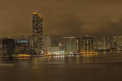 Hung Hom at night (703) Tags: china hunghom kowloonbay pentaxk5 victoriaharbour building buildings cityscape night nightscape nightscene nightview