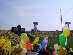 P1030534 (Nog-Z) Tags: stadium tigers hanshin hyogo koshien