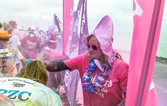 Colours by the Sea Vlissingen (Omroep Zeeland) Tags: fun zeeland running vlissingen kleurrijk evenement colorrun coloursbythesea