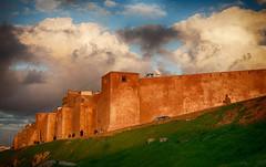 Fortress, Morocco (Betty_Zhang) Tags: morocco rabat
