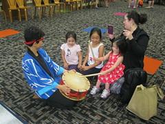Owatonna Public Library (Owatonna Public Library) Tags: owatonna public library childrens services 2016 summer reading program mu daiko drummers