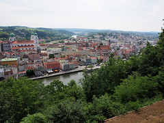 P5280465 (photos-by-sherm) Tags: museum germany spring high panoramic views fortifications defensive veste hilltop passau oberhaus