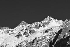 S P I R E S (_Amritash_) Tags: travel blackandwhite snow mountains monochrome trek spires himachal himalayas mountainscape snowcappedmountains snowcappedpeaks mountainpeak himalayanlandscape monochromemadness travelinindianhimalayas