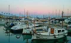 Port de Pollenca (Andy.Cleasby) Tags: sunset marina majorca 2016