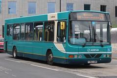 Arriva Midlands North DAF SB120/Wright Cadet 2722 (Y362 UON) (Wednesfield) (john-s-91) Tags: walsall arriva 2722 dafsb120 arrivamidlandsnorth wrightcadet walsallroute19 y362uon