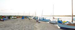 Beached at Camp (chadbach) Tags: ocean camp beach water port one bay boat sailing texas 200 sail mansfield jetties 2016
