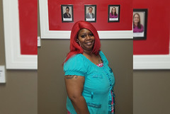 Lenea Eady (CityCollegeGVL) Tags: graduate certification citycollege congrats icd10