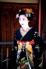 (nobuflickr) Tags: japan kyoto maiko geiko        gionkoubu   20160603dsc01074