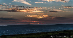 Crompton Moor Sunset (rogerdonallon5) Tags: sunset moor crompton