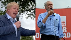 Could me me...I take their photo, then they are in big trouble (Tony Worrall Foto) Tags: brexit boris politics flagmarket speech politician talk talking said say voteleave visit quick euro european europe out mic political vote june votelaboureventmeetphotojeremy corbyn lose referendum