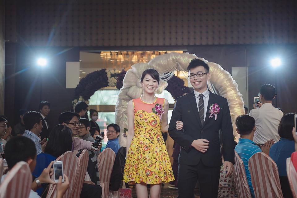 婚禮攝影-台南情定婚宴城堡永康館-38