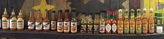 IMG_4678 (austin.restaurants) Tags: panorama food public july saturday condiments hotsauce salsa 9th 2016 july9th 160709 grocerywholefoodsmarket locationdowntown iphone6 ios10beta