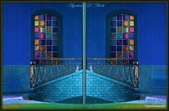 Due finestre... - Luglio-2016 (agostinodascoli) Tags: art texture photoshop nikon colore digitalart creative digitalpainting nikkor sicilia composizione finestre photopainting fullcolor cianciana agostinodascoli
