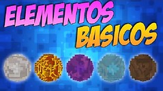 Basic Elements Mod (KimNanNan) Tags: game video 3d games online minecraft