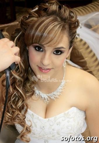 Penteados para noiva 143