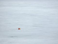 Frozen (luigig75) Tags: italy lake snow ice canon lago italia neve iced minimalistic abruzzo ghiaccio g7 fronzen abruzzi campotosto ghiacciato canong7