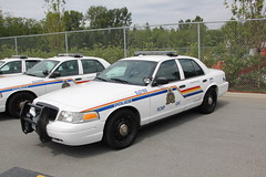 Surrey RCMP Marked Crown Victoria (bcfiretrucks) Tags: canada ford bc royal police columbia victoria canadian surrey mounted crown british rcmp img officer marked