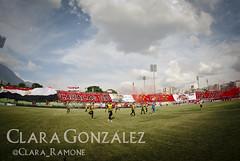 Teln de la LBDCFC (Clara Ramone) Tags: football stadium venezuela soccer caracas ucv estadio deporte fc futbol fvf copa estadios ftbol deportes deportivo tachira cfc ldr caracasfc tchira estadioolimpico demoniosrojos caracasfutbolclub futbolvenezolano futve lbdcfc