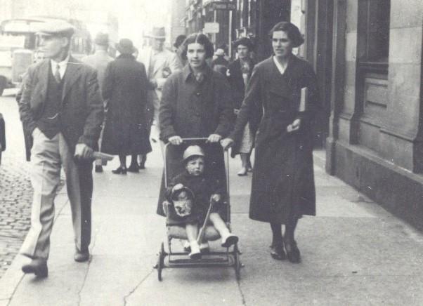 David and Bessie Milligan 1940