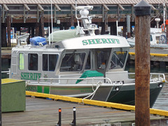 San Juan County Sheriff, Washington (AJM NWPD) (AJM STUDIOS) Tags: water boat washington dock marine cluster vessel pacificocean policecar wa pugetsound sanjuanislands ajm docked watercraft fridayharbor 2012 sanjuancounty 2013 nwpd sheriffboat sanjuancountysheriff sheriffsboat ajmstudiosnet northwestpolicedepartment nleaf ajmstudiosnorthwestpolicedepartment ajmnwpd sanjuancountywashington northwestlawenforcementassociation sanjuancountysheriffsoffice ajmstudiosnorthwestlawenforcementassociation sanjuancountysheriffboat sanjuancountysheriffsofficeboat sanjuancountysheriffvessel sanjuancountysheriffsunit sanjuancountywa sanjuanislanswashington sanjuanislandslawenforcement sanjuanislandssheriff sanjuanislandspolice