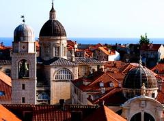 Dubrovnik Rooftops colour #dailyshoot #Croatia