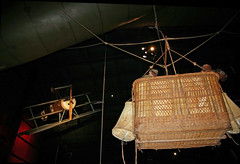 Caquot Type R Observation Balloon (dlberek) Tags: