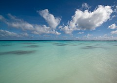 Fakarava's Atoll Lagoon (sjovenston) Tags: sea honeymoon natural events places sites atoll oceania frenchpolynesia fakarava tuamotusislands