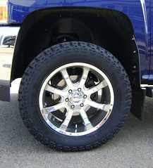 2013 Chev Silverado (Custom Truck Parts) Tags: truck wheels chevy silverado chev lifts truckaccessories