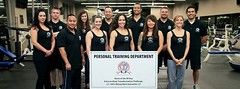 Your friendly neighborhood BBF Team of Trainers. (BallisticBodyFitness) Tags: loss day personal body fat burbank fitness 90 weight challenge trainer ballistic