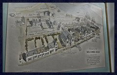 Library Exhibition on Weymouth.. Map of Melcome Regis.. (Tadie88) Tags: exhibitions oldphotos weymouth weymouthlibrary